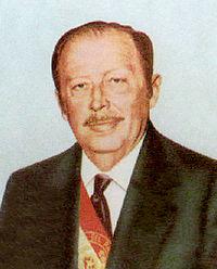 Alfredo Stroessner Matiauda fue un militar y dictador paraguayo.