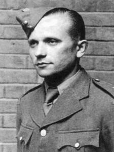 El Suboficial Mayor checoslovaco Jozef Gabčík