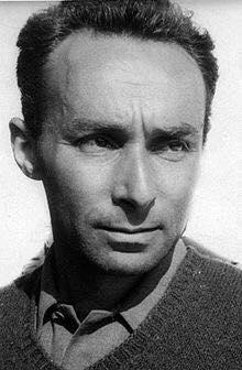 Primo Levi en 1950