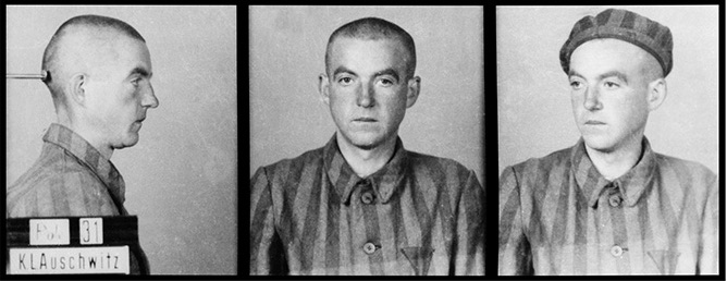 El primer prisionero de Auschwitz, Stanisław Ryniak (31), murió en Wrocław el 24 de febrero de 2004 con 88 años.