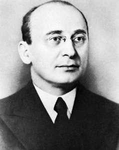 Lavrenti Beria (director del Comisariado del Pueblo para Asuntos Internos, Naródny Komissariat Vnútrennij Del - NKVD)
