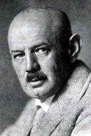 Dietrich Eckart (retrato de 1943 por el 20 aniversario de su muerte).