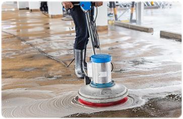 Baden Clean Gebäudereinigung ist Ihr Partner für Grundreinigungen in Karlsruhe und Umgebung.