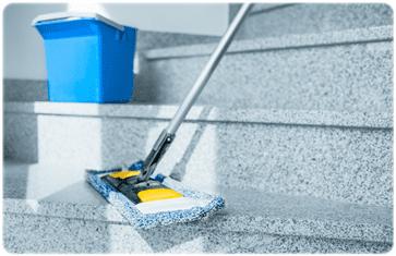 Baden Clean Gebäudereinigung ist Ihr Partner für Treppenhausreinigungen in Karlsruhe und Umgebung.