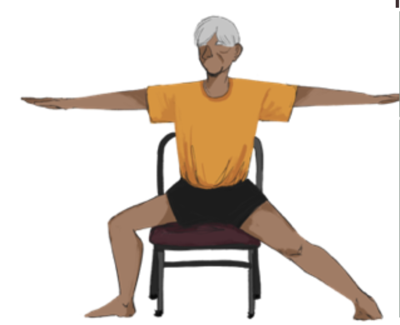 Iyengar Yoga is for All: A Senior's Story