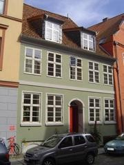 the baroque house Külpstraße 6