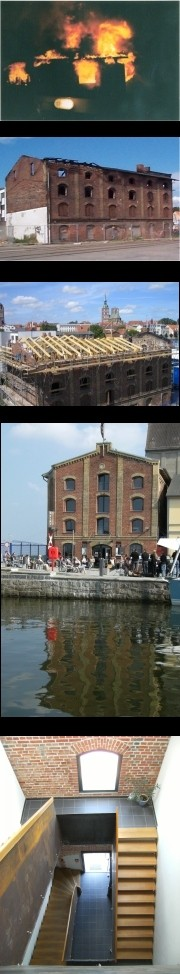 Das Hotel Hafenspeicher