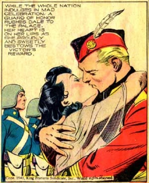 Flash Gordon d'Alex Raymond
