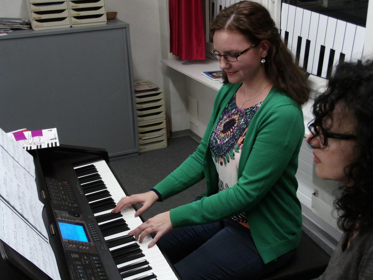 Piano Unterricht
