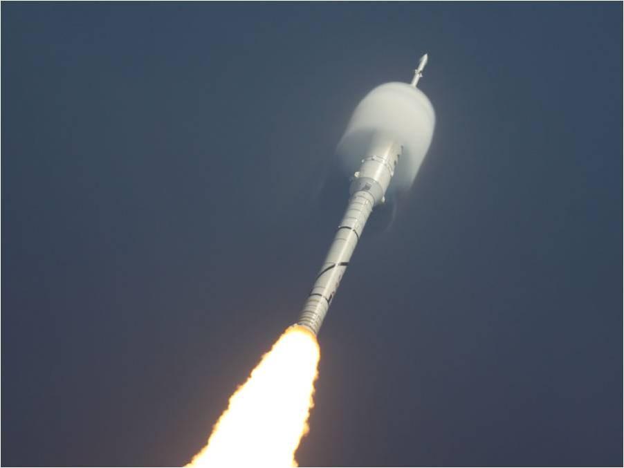Lanzamiento del Ares 1X