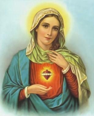 Corazón de Maria 8
