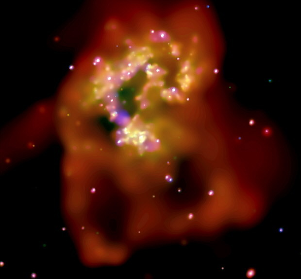 Galaxia Las Antenas