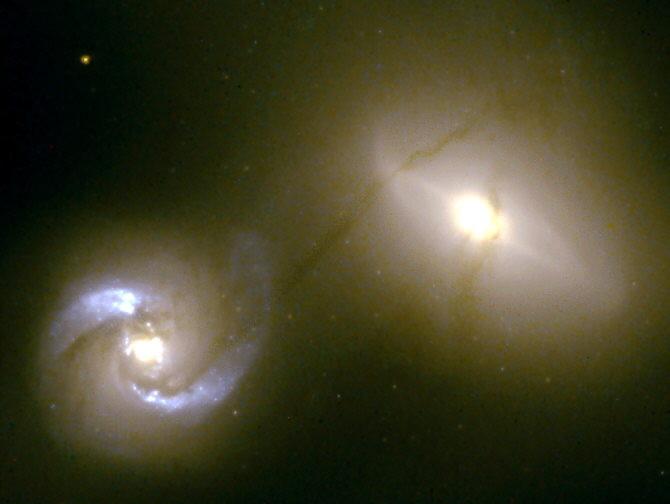 Conductividad de Galaxias