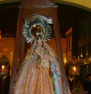 La Virgen de Urcupina