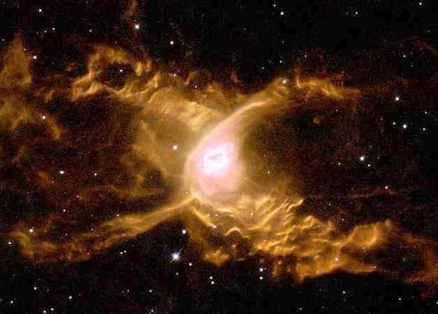 Nebulosa Arañaroja