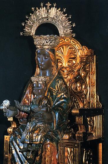 Virgen de Rosell