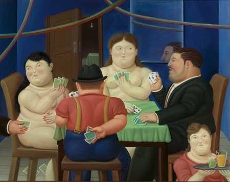 Jugadoras de cartas