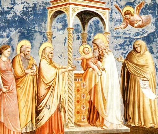Pintura de Giotto