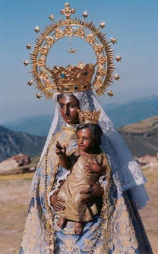 Nuestra Señora de pena Francia