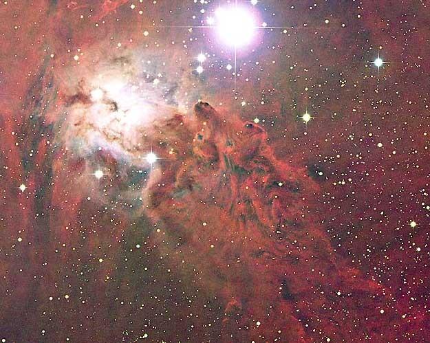 Nebulosa pelo de zorro
