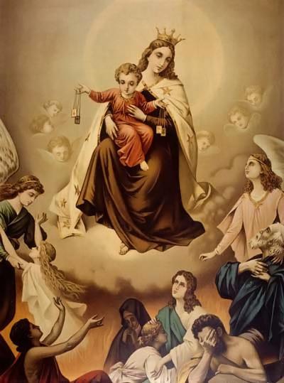 Nuestra Señora del Carmén