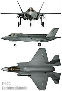 Lockheed Martin F-35 A Lightning II