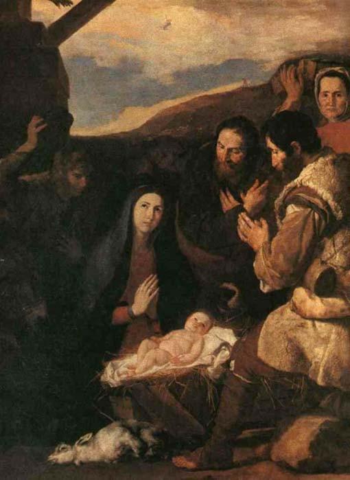 Pintura de Ribera