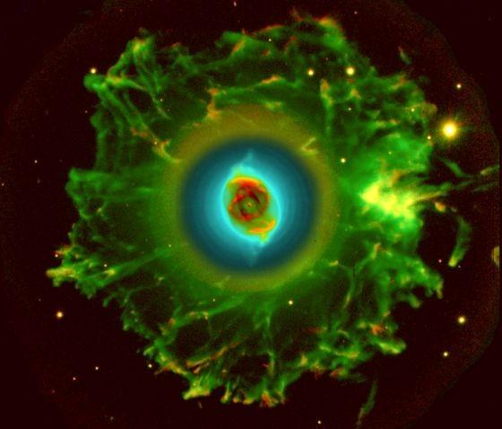 Nebulosa Ojo de Gato