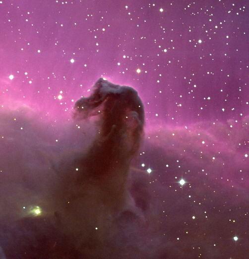 Nebulosa del Caballo