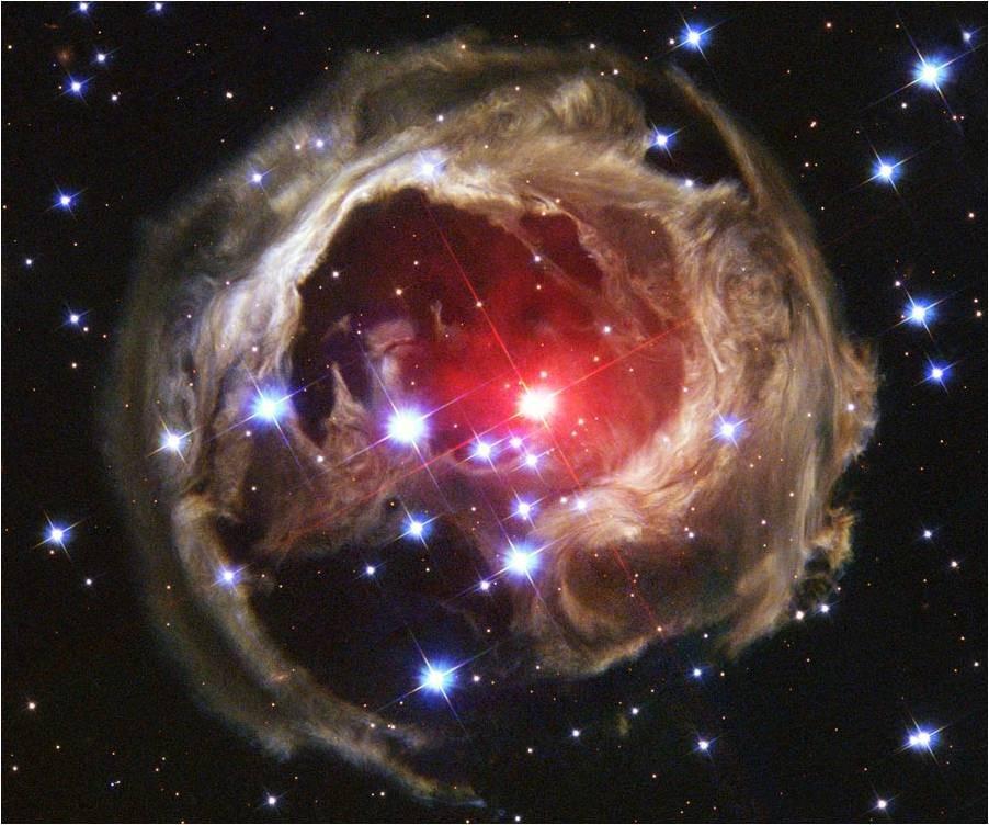 El eco de una supernova en nuestra galaxia