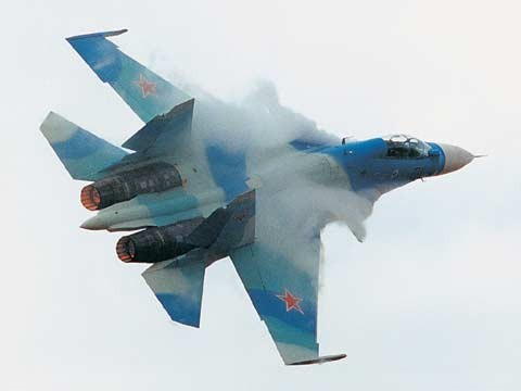 SU - 30 MKI
