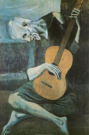 Viejo con Guitarra