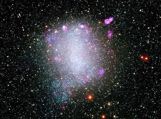 Galaxia NGC6822