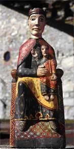 La Virgen de Nuria