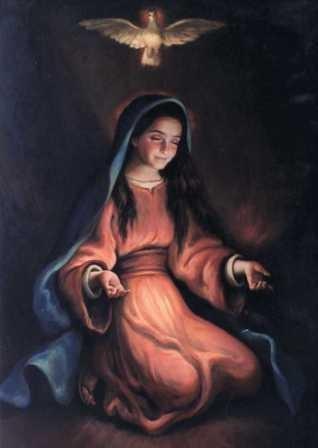 Virgen Niña 2