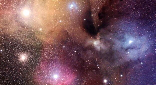 Nebulosa Rho Ophiocus