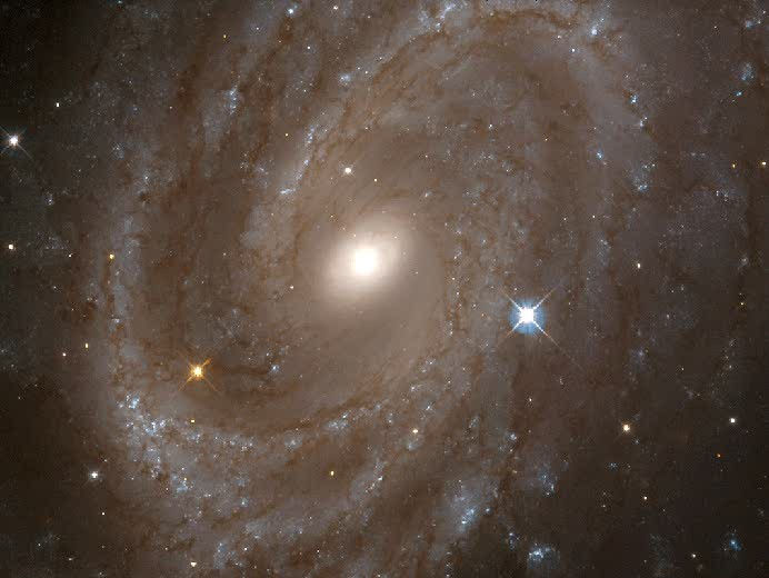 Galaxia NGC4603