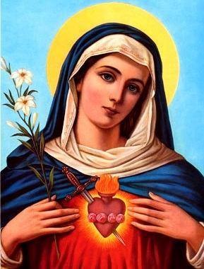 Corazón de Maria 7