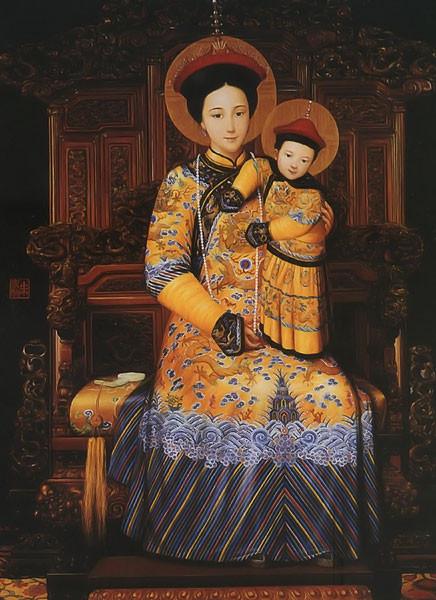 Virgen China
