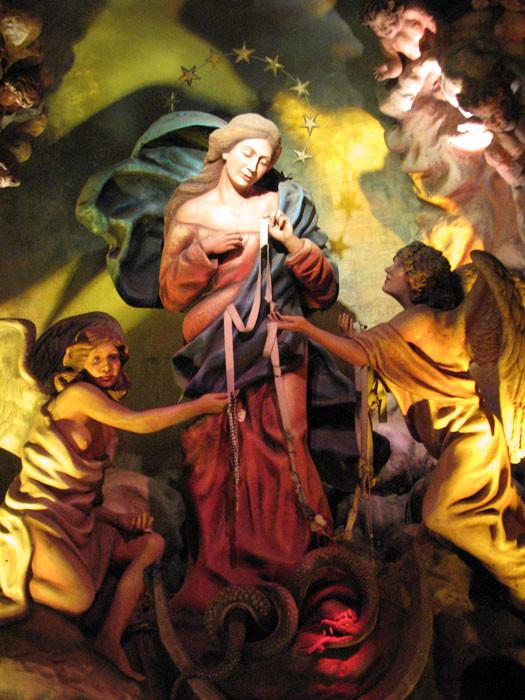 Nuestra Señora Desatanudos