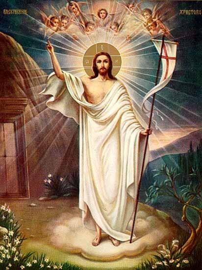 Cristo Resucitado