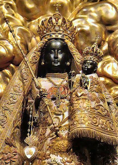 Virgen Negra de Einsiedeln