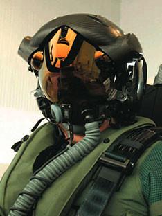 Casco piloto Lockheed Martin F-35 Lightning II