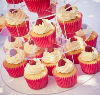 Cupcakes pour mariage à grasse - cupcake follies