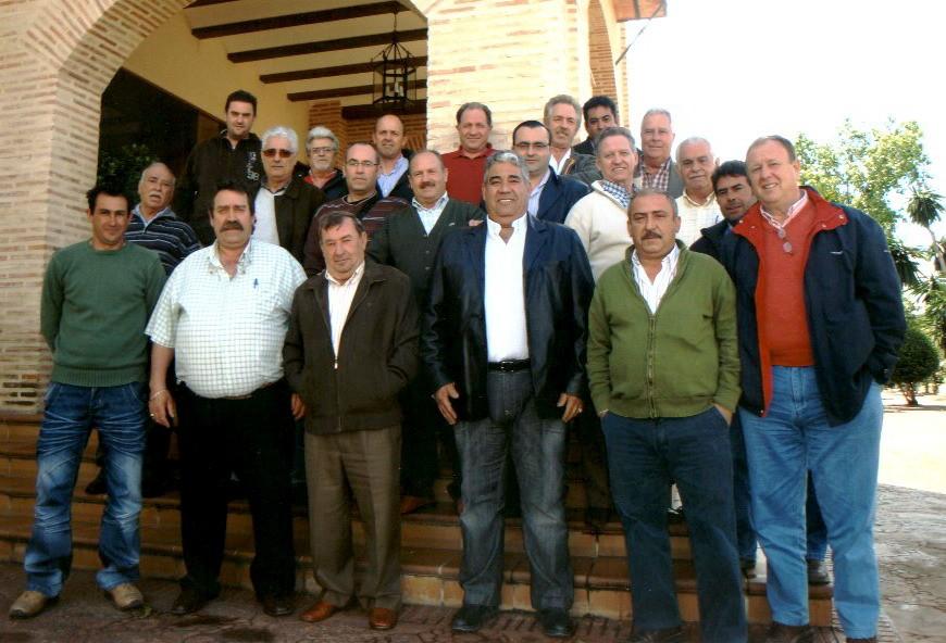 Reunión de Juntas Directivas año 2010