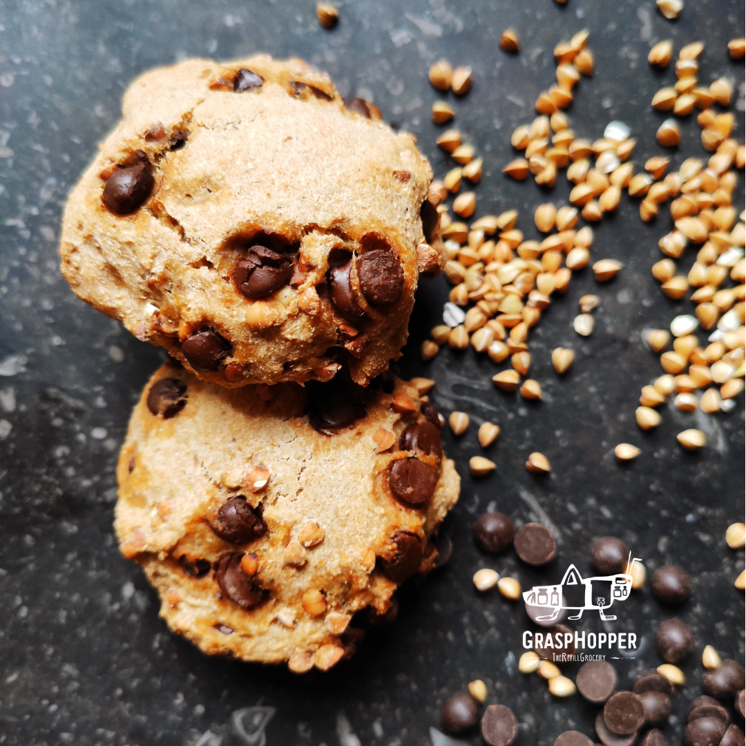 Pains-cookies au kasha