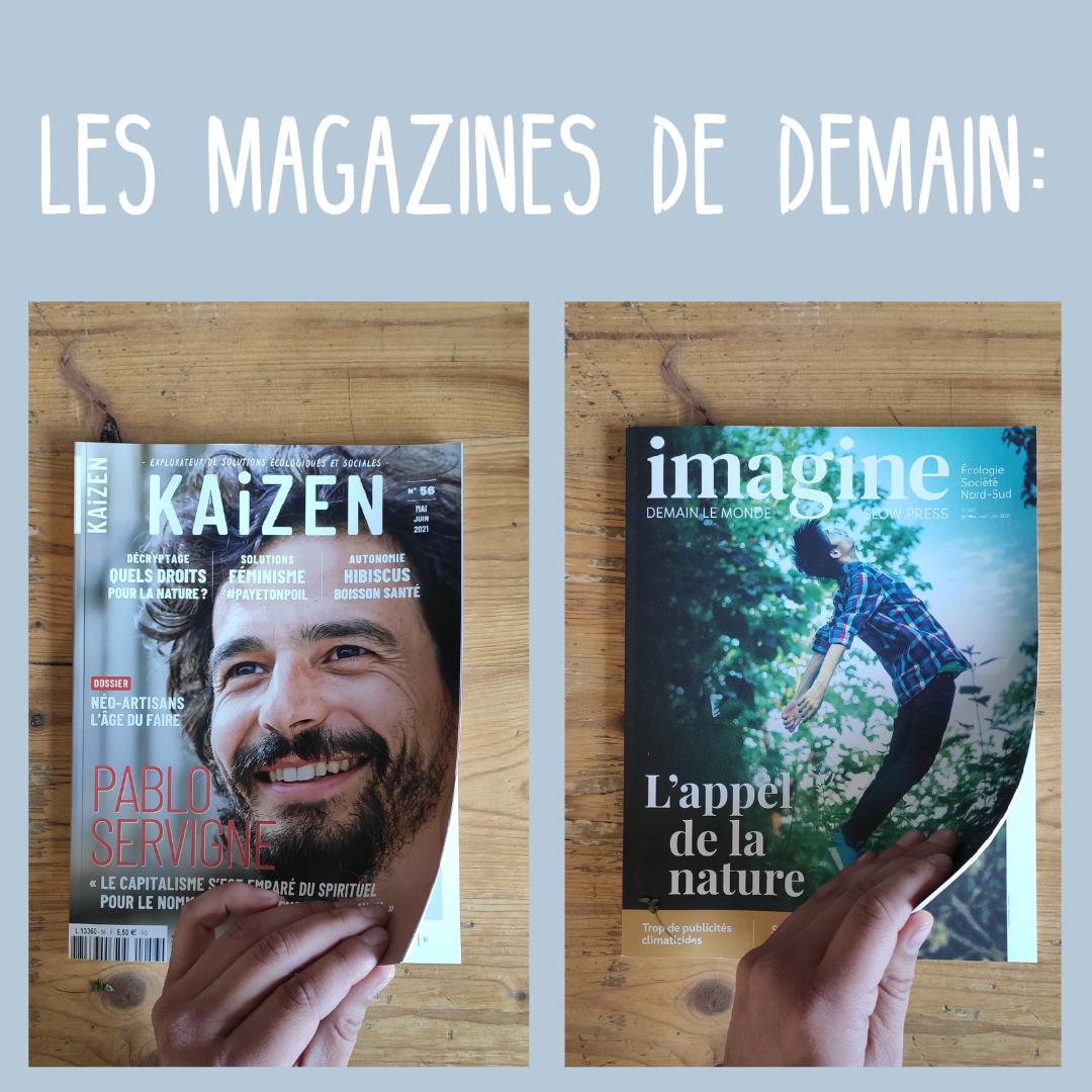 Magazines de demain