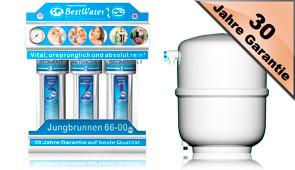 Bild: Bestwater Wasserfilter Trinkwasserfilteranlage - günstig kaufen