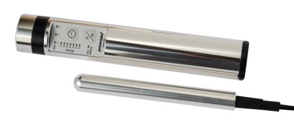 Bild: Power Tube QuickZap Tens-Therapie-Gerät - Ausführung in Farbe Silber Reizstrom-Therapie Gerät