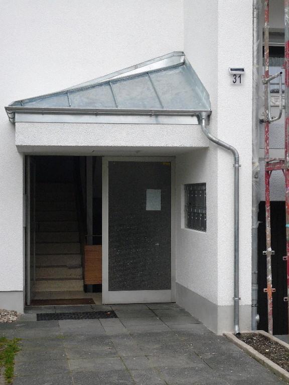 Eingangsbereich neu